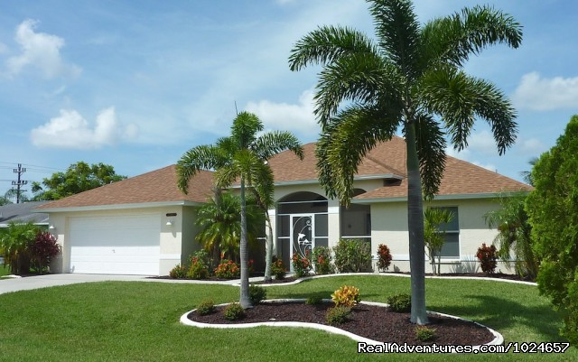 Front - Villa Florence close to Fort Myers and beaches