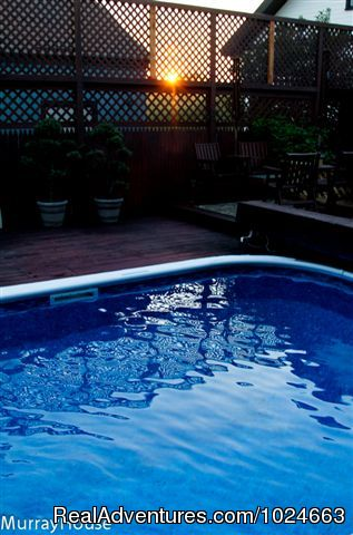 Swimming pool | Image #20/21 | Murray House Bed & Breakfast: It's a Special Place