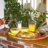 Murray House breakfast tray