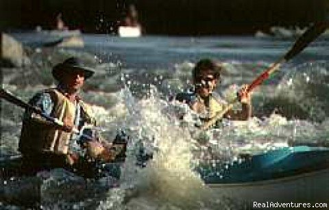 White Water Rafting | Image #4/5 | Le Africa Express Travel - Adventure Tours
