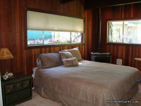 Master Bedroom (#8 of 15) - Best Waterfront Home Hands Down. For Families