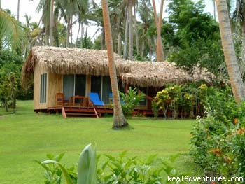 Honeymoon Suite Exterior - Maravu Plantation Beach Resort & Spa