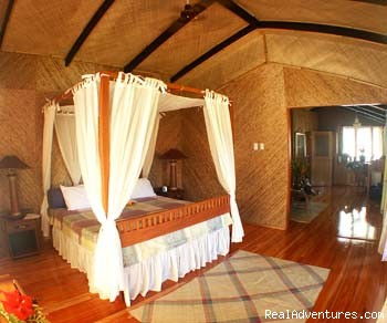 Honeymoon Suite Interior - Maravu Plantation Beach Resort & Spa
