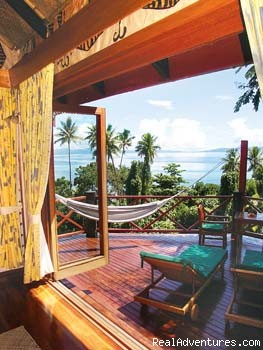 Oceanview Spa Villa - Maravu Plantation Beach Resort & Spa
