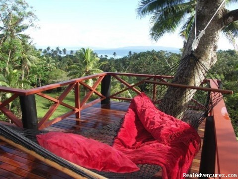 The Treehouse - Maravu Plantation Beach Resort & Spa