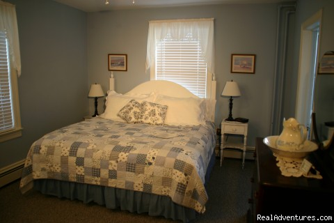 Room 7 - Carisbrooke Inn Bed & Breakfast