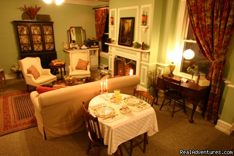 The Parlor (#5 of 13) - Carisbrooke Inn Bed & Breakfast