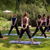 Pilates, yoga and meditation