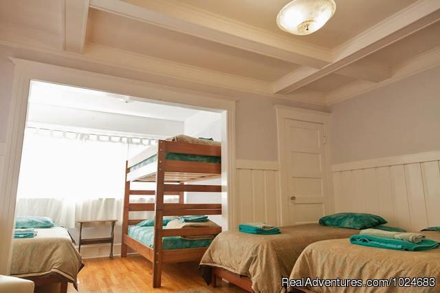 Twin room #7 - Orange Drive Hostel