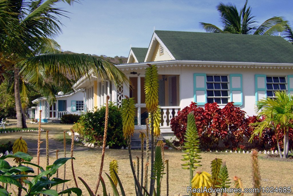 Caribbean Style Architecture | Image #7/16 | Oualie Beach Resort, Nevis