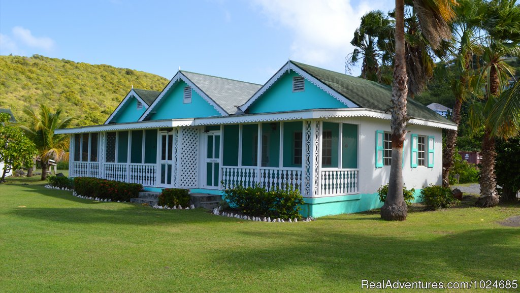 Bungalow | Image #12/16 | Oualie Beach Resort, Nevis