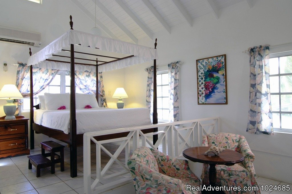 Deluxe Room | Image #8/16 | Oualie Beach Resort, Nevis