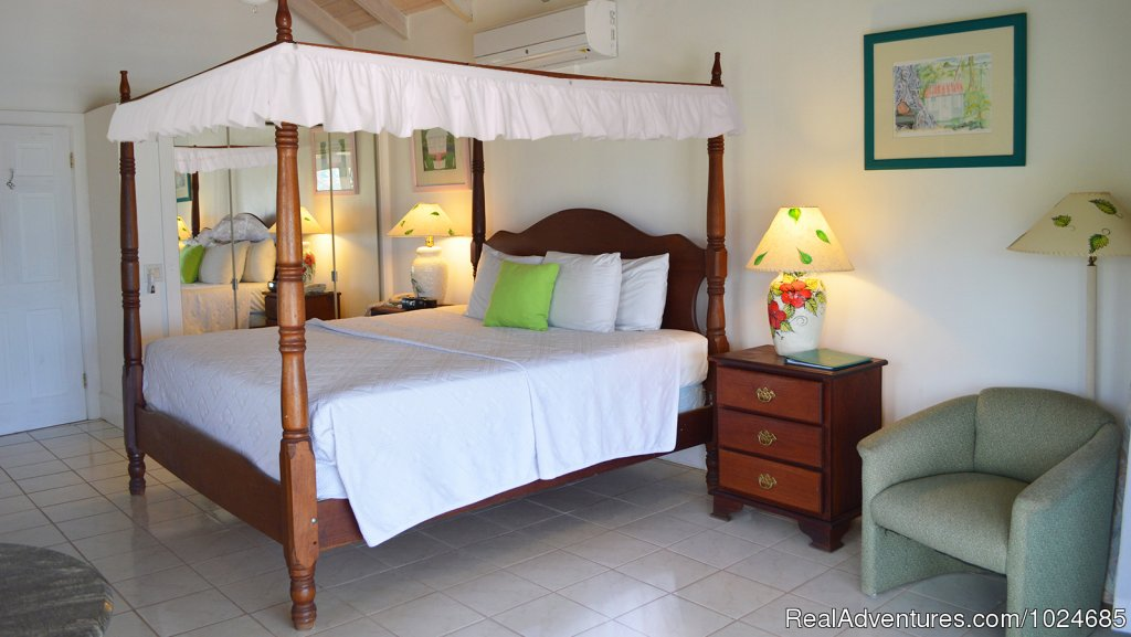Executive Suite | Image #16/16 | Oualie Beach Resort, Nevis
