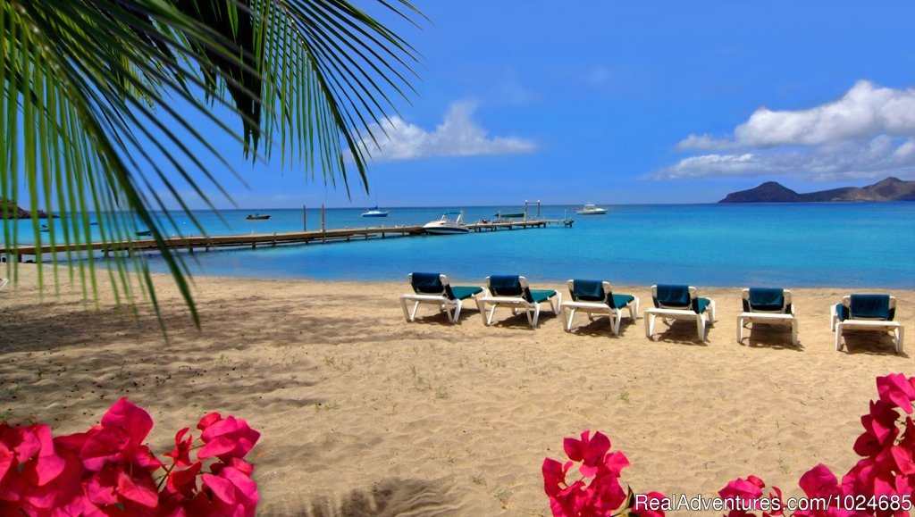 Beach | Image #4/16 | Oualie Beach Resort, Nevis