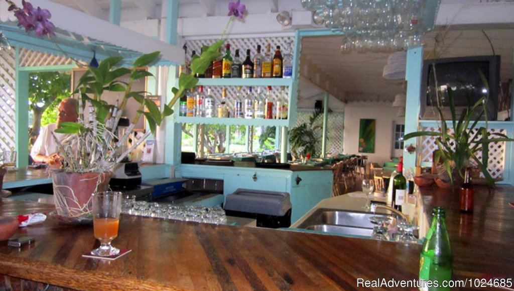 Bar | Image #9/16 | Oualie Beach Resort, Nevis