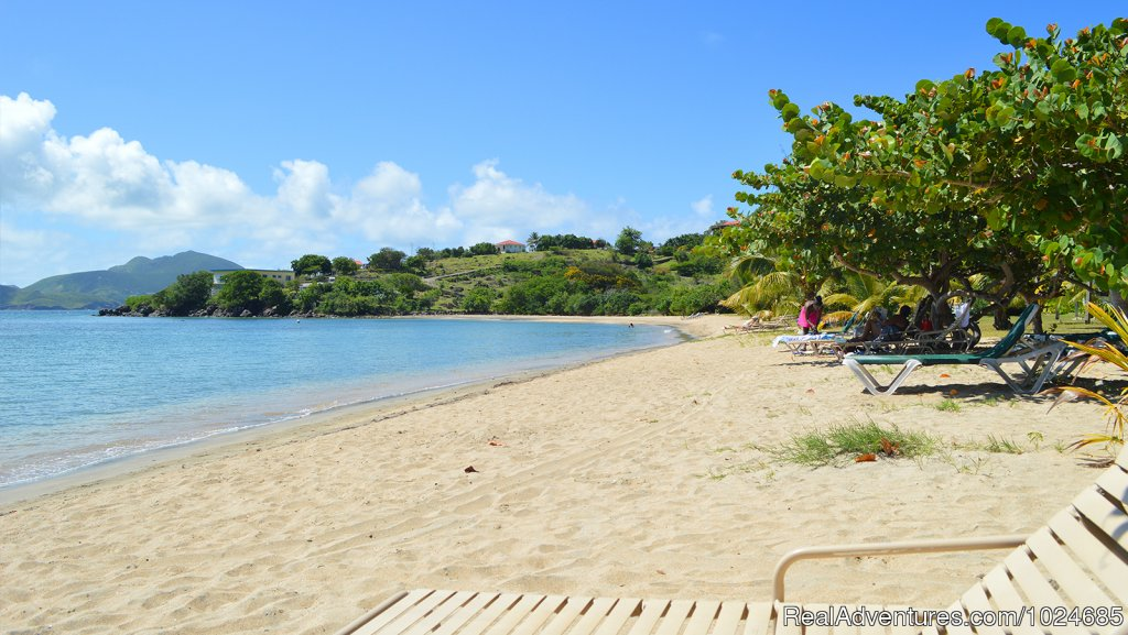 Beach | Image #11/16 | Oualie Beach Resort, Nevis