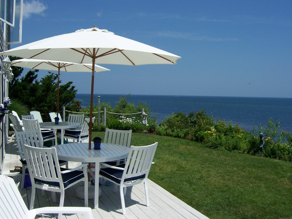 Blue sea, blue skies, clear water and you. | Image #4/13 | A Beach House Oceanfront Bed & Breakfast