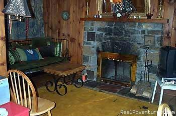 Livingroom - Adirondacks Cabins
