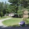 Adirondacks Cabins Entrance View