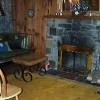 Adirondacks Cabins Livingroom