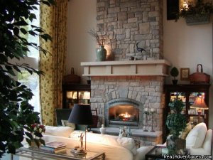 Romance & Spa Getaways at Lost Mountain Lodge Sequim, Washington Bed & Breakfasts