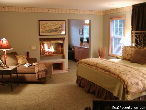 Creekside Suite (#3 of 11) - Romance & Spa Getaways at Lost Mountain Lodge