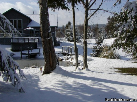 Winter Wonderland - Romance & Spa Getaways at Lost Mountain Lodge