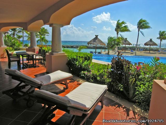 Gorgeous Oceanfront Condos - Riviera Maya Villa & Condo rentals