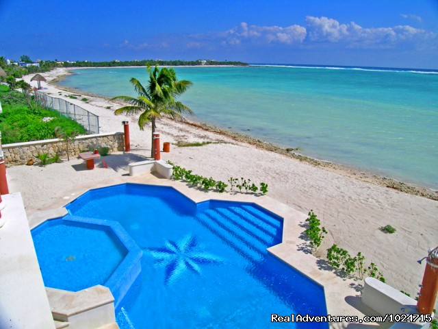 Incredible Views - Riviera Maya Villa & Condo rentals
