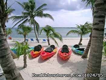 Relaxing Beach Activities - Riviera Maya Villa & Condo rentals