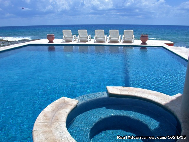 Endless Blue Vistas (#9 of 26) - Riviera Maya Villa & Condo rentals