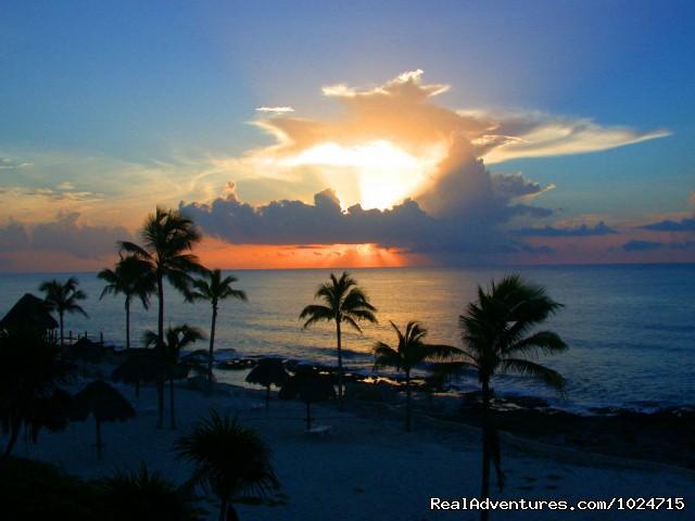 Romantic Sunsets - Riviera Maya Villa & Condo rentals