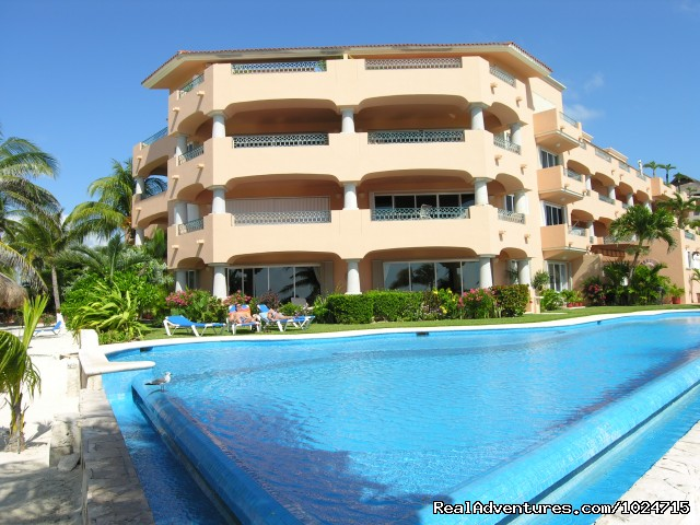 Wide Assortment of Oceanfront Condos (#2 of 26) - Riviera Maya Villa & Condo rentals
