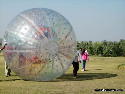 Zorbing (#4 of 5) - Wanderlust Travels Pvt Ltd