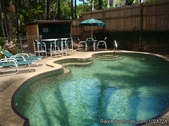 Relax at Palms at Trinity Beach Apartments Cairns Cairns, Australia Vacation Rentals