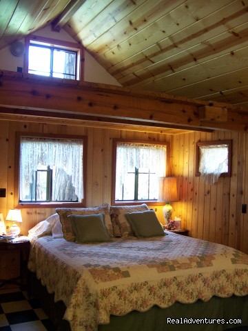Lovely Larkspur Cabin- King Bed - Sunset Inn- Yosemite Guest Cabins