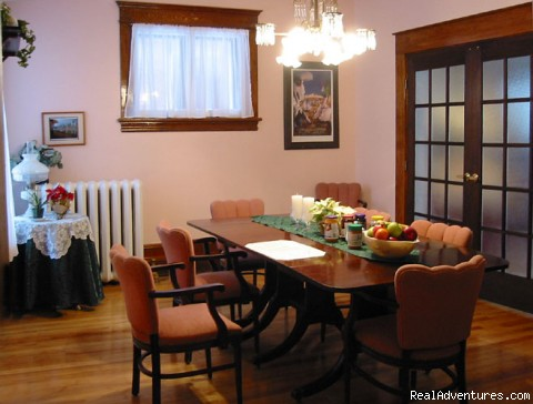 Dining Room - Rideau Inn