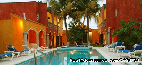 Casa Colonial, Cozumel Vacation Villas Vacation Rentals Cozumel, Mexico