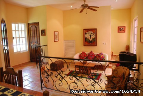 Each Villa is individually designed - Casa Colonial, Cozumel Vacation Villas
