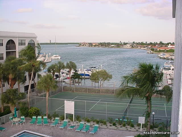 View To  Marco Bay | Image #5/18 | Marco Island Waterfront Fun Anglers Cove Resort
