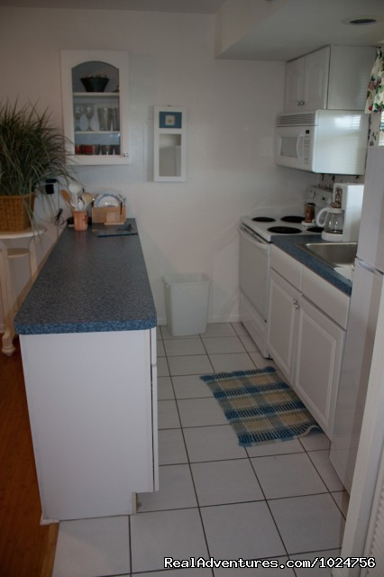 Kitchen J 502 - Marco Is. Waterfront Condos at Fun Anglers Cove