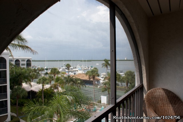 View J 502 - Marco Is. Waterfront Condos at Fun Anglers Cove