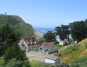 Coast Guard House Historic Inn Mendocino, California Bed & Breakfasts