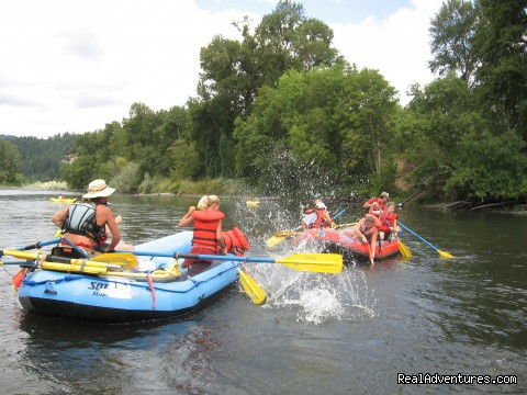 Good, clean fun! - Whitewater Adventures - from mild to wild
