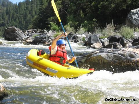 Ashland Oregon Rafting on the Rogue and Klamath Rivers