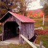 English Rose Inn Covered Bridge