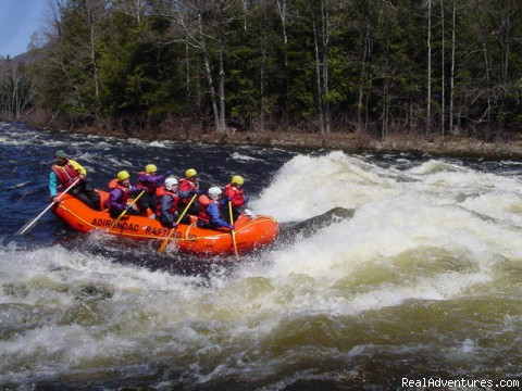 Hudson River (#6 of 16) - Adirondac Rafting Company