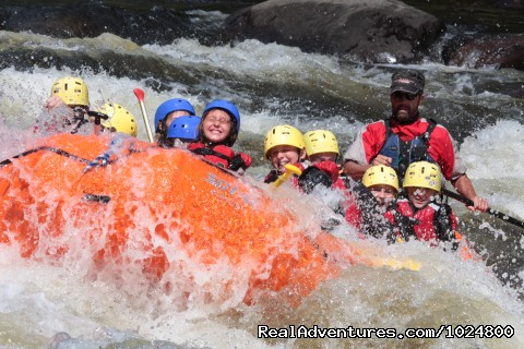Kids fun (#4 of 16) - Adirondac Rafting Company
