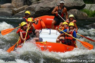 Family Fun (#5 of 16) - Adirondac Rafting Company
