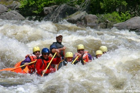 Big Water (#8 of 16) - Adirondac Rafting Company